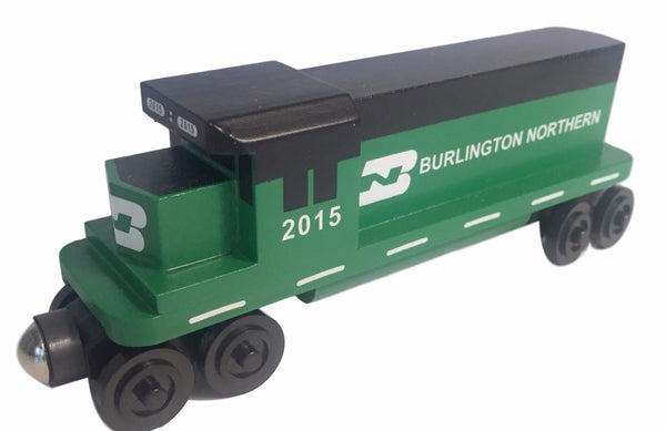 Whittle Shortline Railroad Burlington Northern GP-38 Diesel Engine