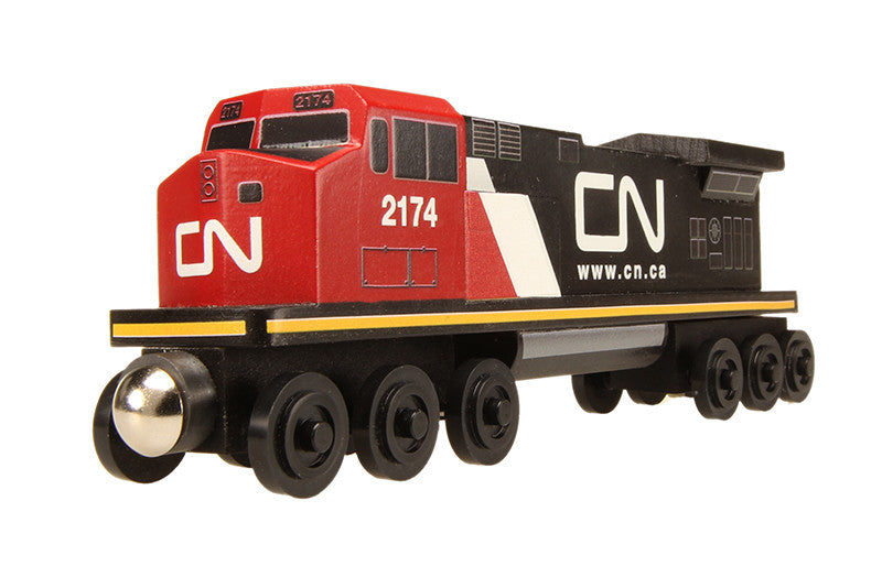 Canadian National C-44 Diesel Engine
