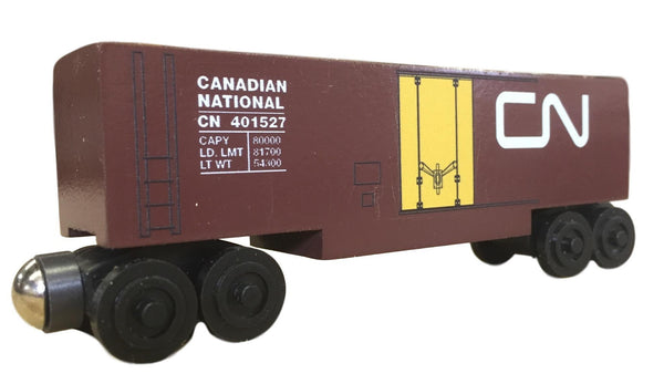 Canadian National Hi-Cube Boxcar