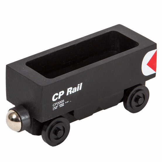 Whittle Shortline Railroad Canadian Pacific Hopper Wooden Toy Train