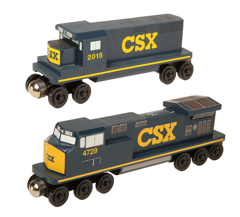 Whittle Shortline Railroad CSX GP-38 and C-44 Diesel Engine photo