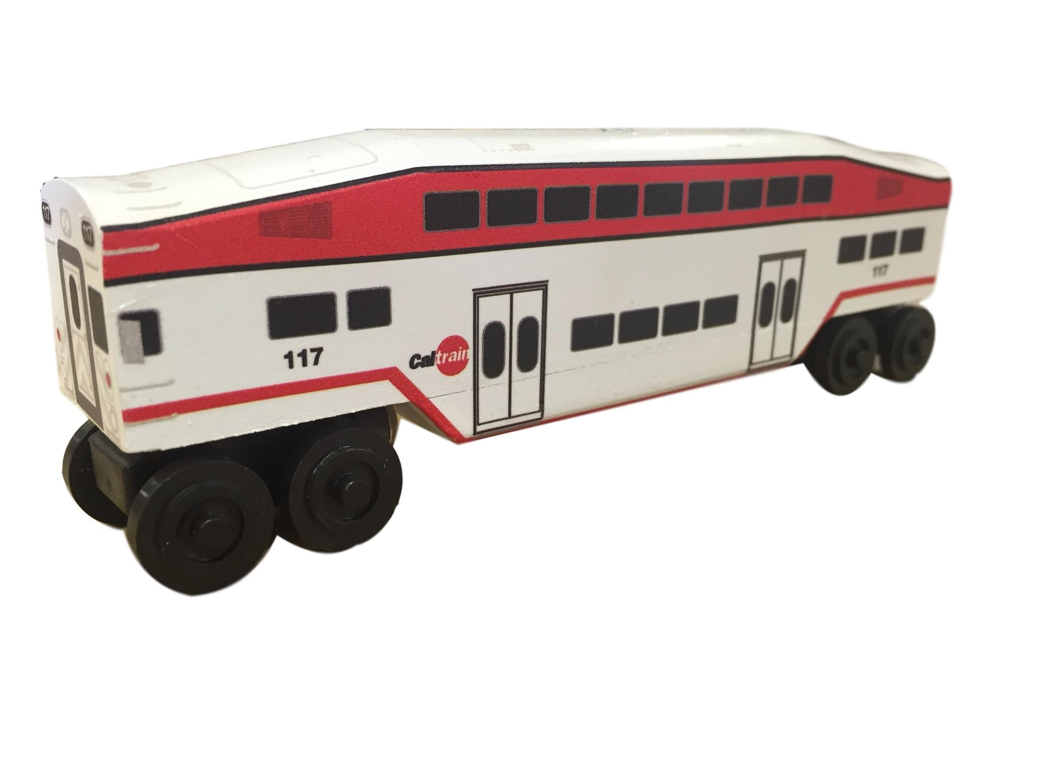 NEW!  Cal Train MP36 3 pc. Set