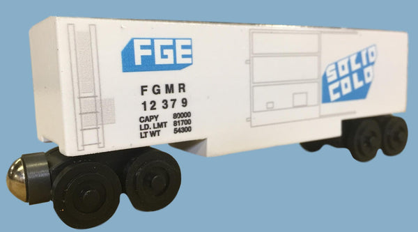 FGE Mechanical Refrigerator Car