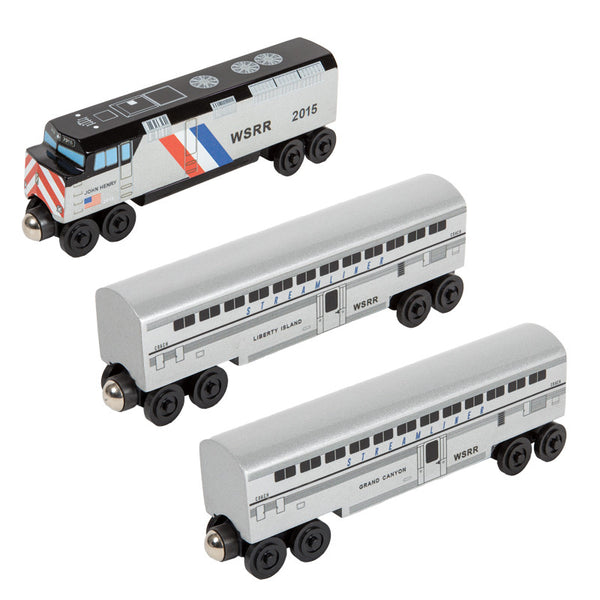 John Henry Streamliner F-40 3 pc. Set
