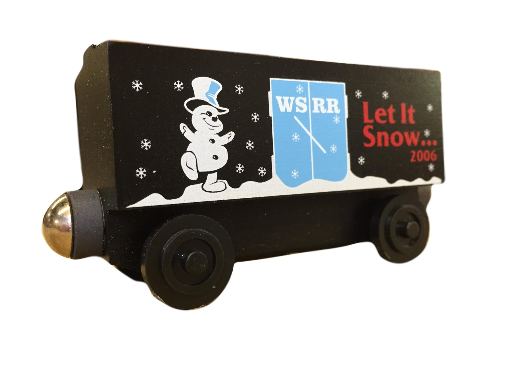 "2006 Let It Snow 3"" Christmas Boxcar - ""From The Vault"""