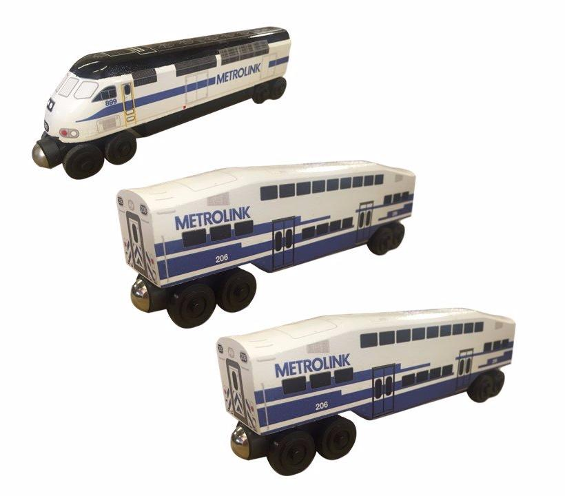 Metrolink LA MP36 3 pc. Set