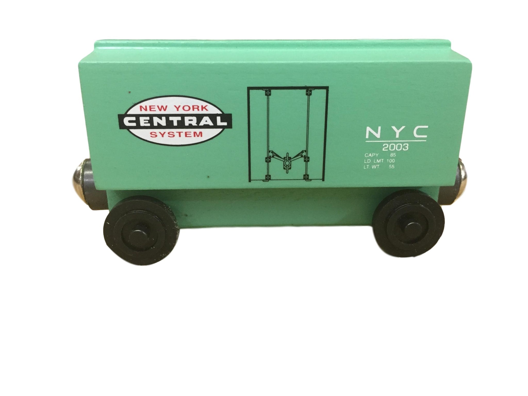 New York Central Boxcar