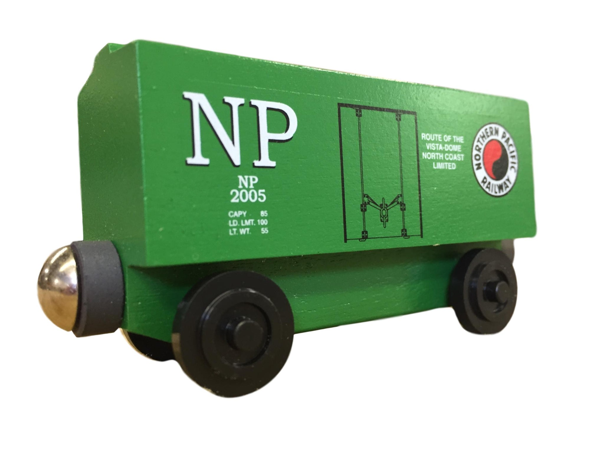 "2005 Northern Pacific 3"" Boxcar - ""From The Vault"""