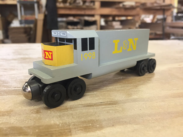 "L&N Engine - ""From The Vault"""