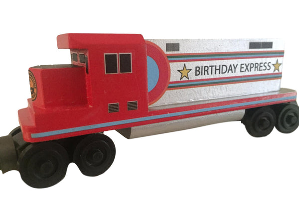 Birthday Express GP-38 Birthday Engine by Whittle Shortline Railroad