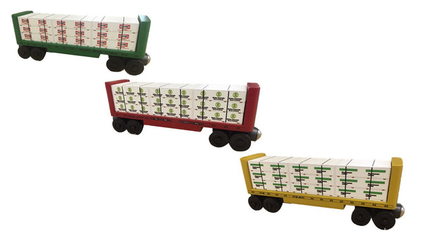 Whittle Shortline Lumber Car Set #1