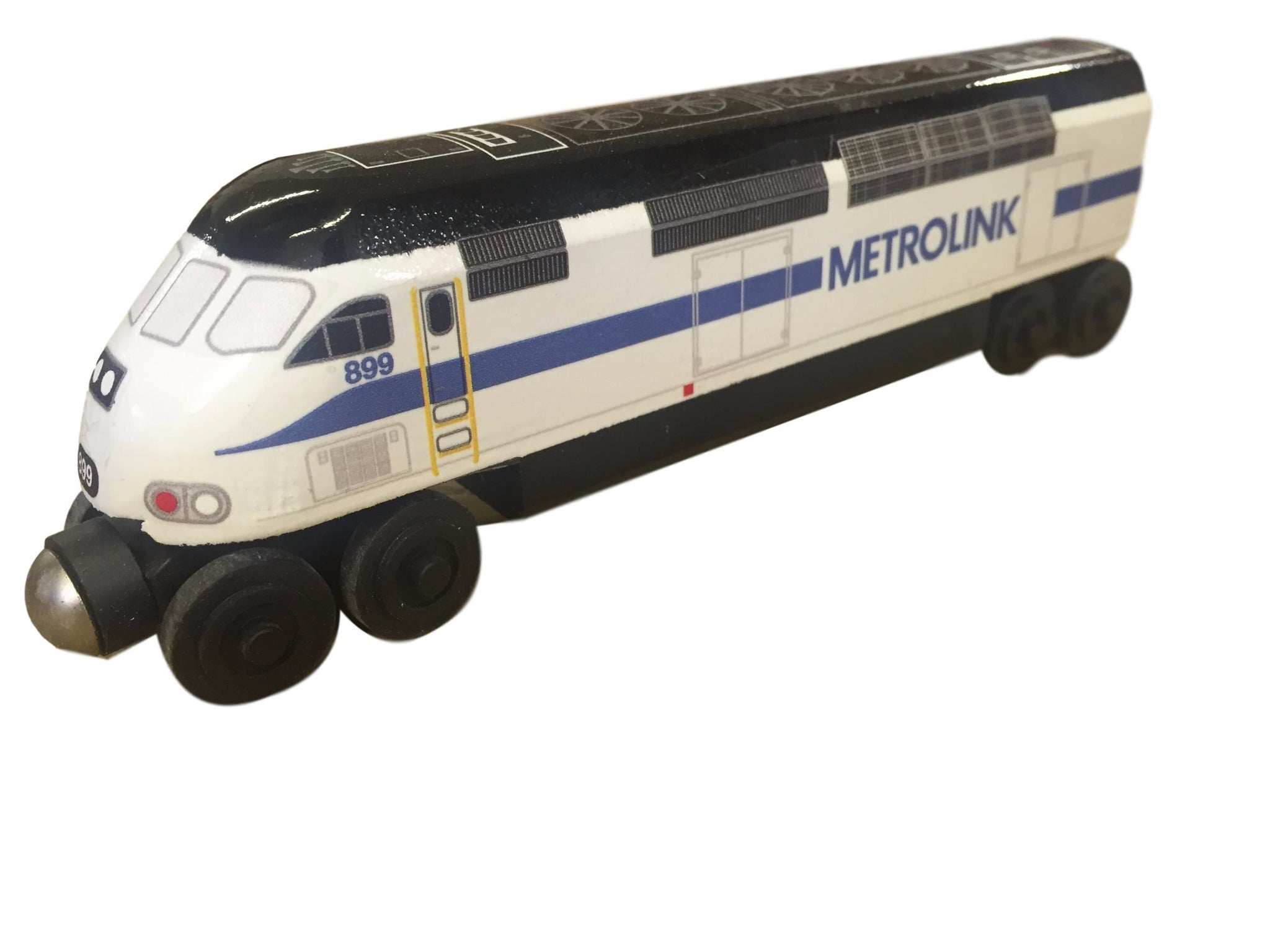 NEW!  Metrolink LA MP36 3 pc. Set
