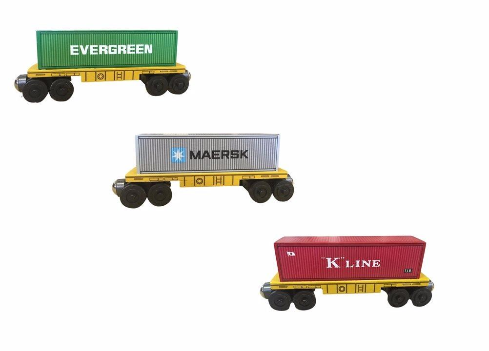 Singlestack toy train 3pc. Set - European