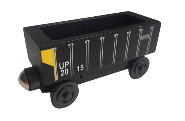 Whittle Shortline Railroad Union Pacific Hopper Wooden Toy Train