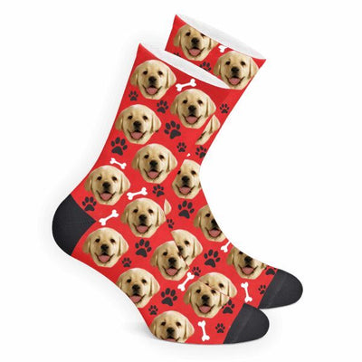 Cute Puppy Socks