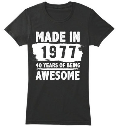 45 Years Of Being Awesome