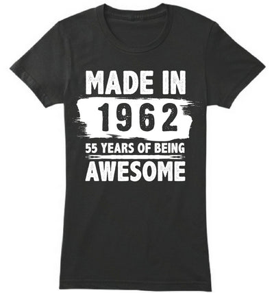 55 Years Of Being Awesome