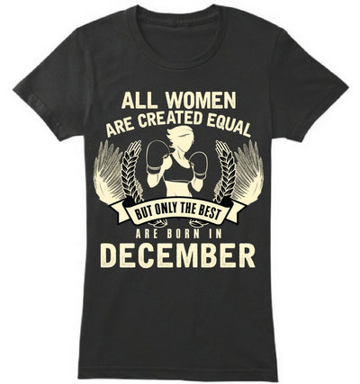 The Best Women are Born in December