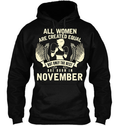 The Best Women are Born In November