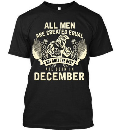 The Best Men are Born in December