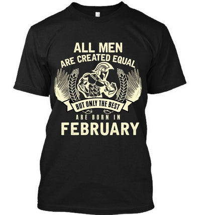 The Best Men are Born in February