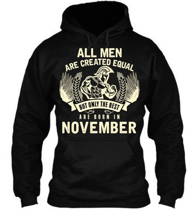 The Best Men are Born In November