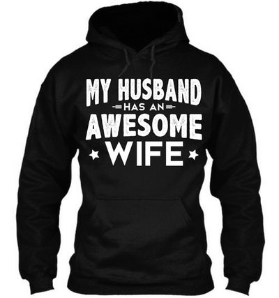 An awesome wife