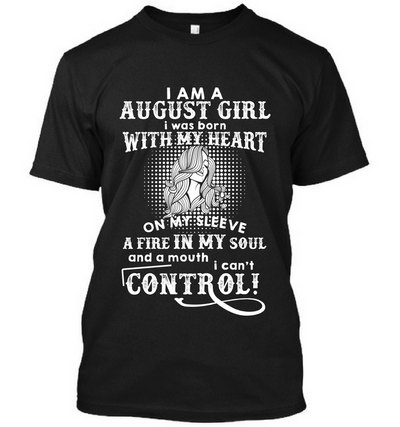 August Girl - Fire In My Soul
