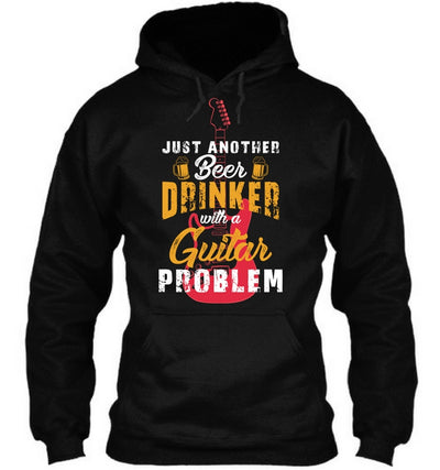 Beer Drinker With Guitar Problem