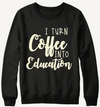 Coffee Into Education