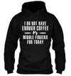 Coffee or Middle Fingers
