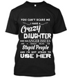 Crazy daughter