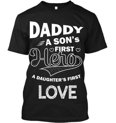 Daddy - Hero & Love