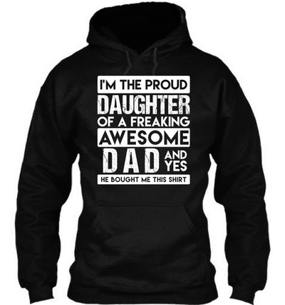 Daughter Of Freaking Awesome Dad