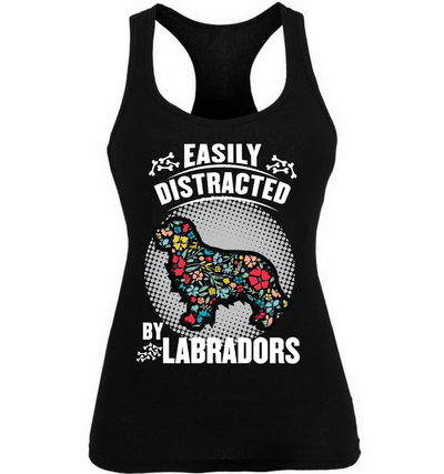Easily Distracted By Labradors