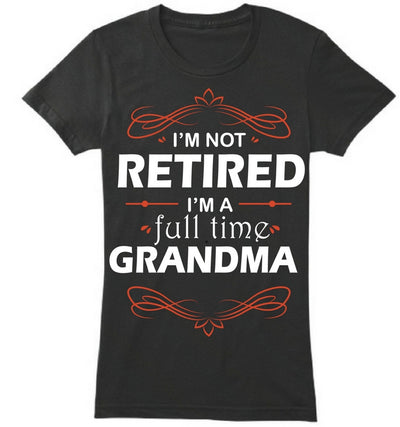 Full time Grandma