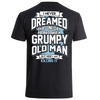 Grumpy Old Man - Backprint