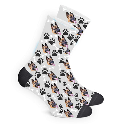 Cute German Shepherd Socks -73% OFF