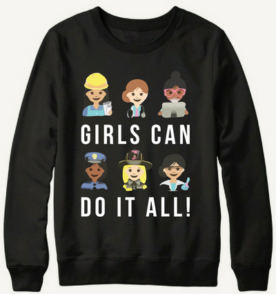 Girls Can Do It All