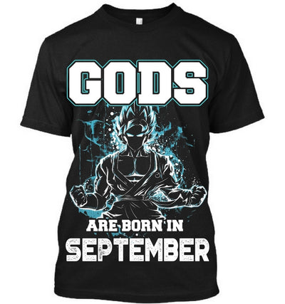 Gods are born in September