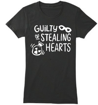 Guilty of Stealing Hearts