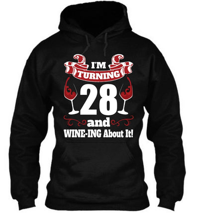28 Wine-ing About it