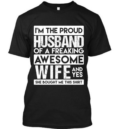 Husband Of Freaking Awesome Wife
