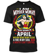 I am a wonder woman