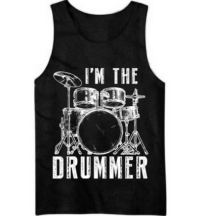 I'm The Drummer