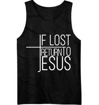 If Lost Return To Jesus