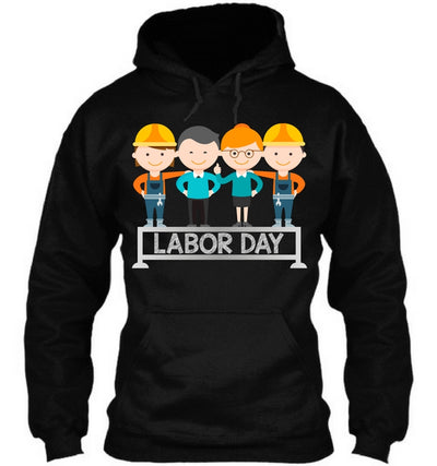 Labor Day With All
