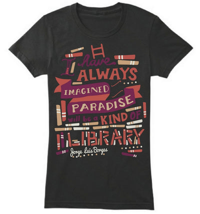 Library A Paradise