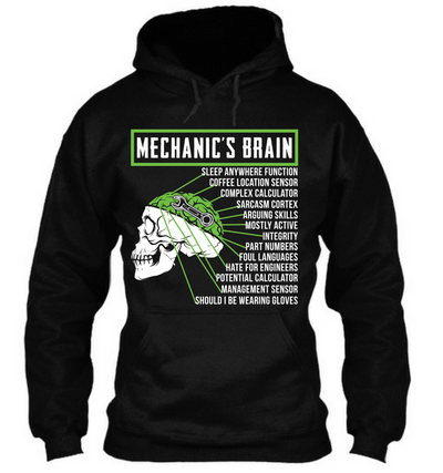Mechanic's Brain