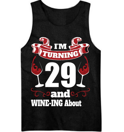29 Wine-ing about it